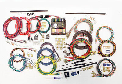 1962-74 VW Beetle Classic Update Wiring Harness - American Autowire AAW510419