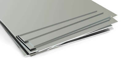 Stainless steel brushed sheet plate 2mm 100x100mm
