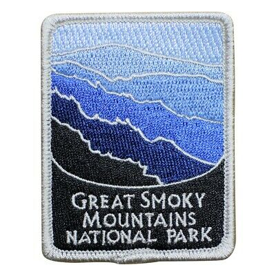 Great Smoky Mountains National Park Patch - Appalachian Trail (Iron on)