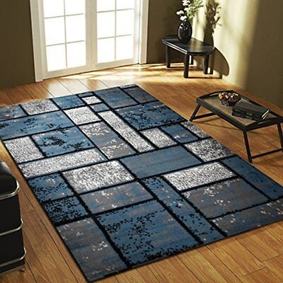 Blue, gray or Red  Area Rugs Carpet By MSRUGS Made From Turkey