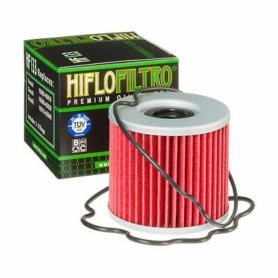 Hiflo Oil Filter Hf133 Suzuki Gs500 1988-2009 1650045810, 1650045820, 1651045040