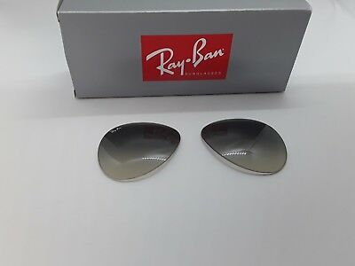 2f8ee147ac Ray Ban RB4125 Cats 5000 Grad grey genuine sunglasses lenses size 59 601 32