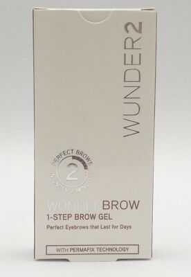 Brunette - Wunder2 Wunderbrow Eyebrow Gel Perfect Eyebrows in 2 Mins USA SELLER