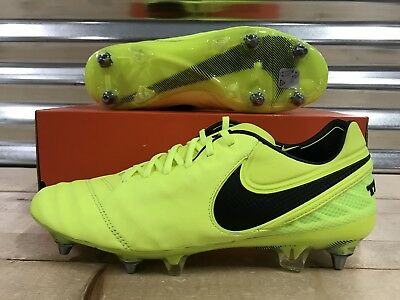 first rate b97a6 58d5d NIKE TIEMPO LEGEND VI 6 SG-Pro ACC Soccer Cleats Jade Green ...