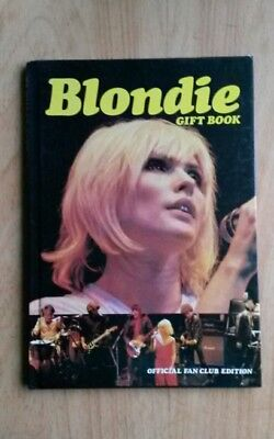 Blondie Gift Book Official Fan Club Edition