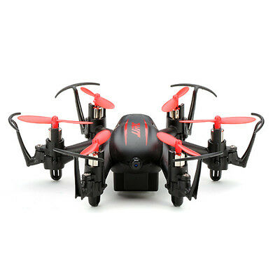 JJRC H20C 2.4G 6 Axis with 2.0MP Camera Gyro RC Hexacopter Headless Drone-Red