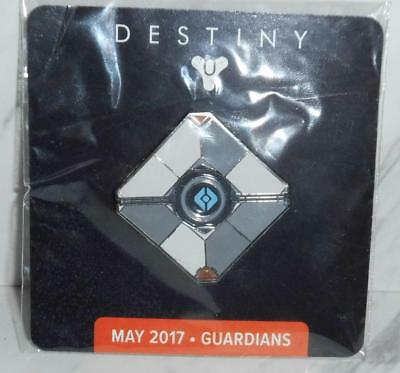 Loot Crate DX Exclusive - Guardians Ghost - Destiny Pin - May 2017 - NEW