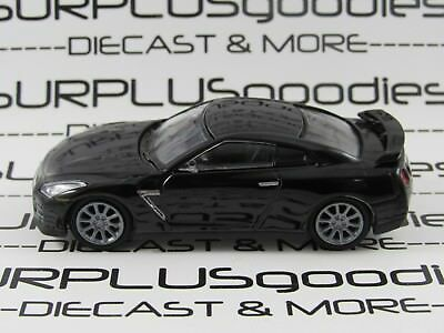 GREENLIGHT 1/64 Scale LOOSE Collectible 2014 NISSAN GTR (R35) Diorama Car