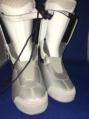 Nordica Wrap Ski Boot  Fit 3D  Fit Liner Size 24.5 Custom Tongue Brand New