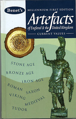 Artefacts  England UK' Axe Buckle Ring Amulet Bronze Gold Silver Book Reference