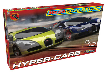 Scalextric G1108 Micro Scalextric hyper-cars 1:64 Maßstab