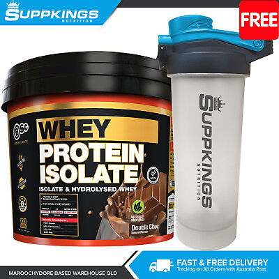 BSC Body Science Whey Protein Isolate Powder 3kg / WPI Premium Isolate