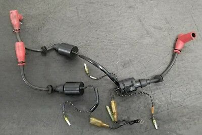 Suzuki DT55 Outboard Ignition Coil Set - 33410-95D10 (3)