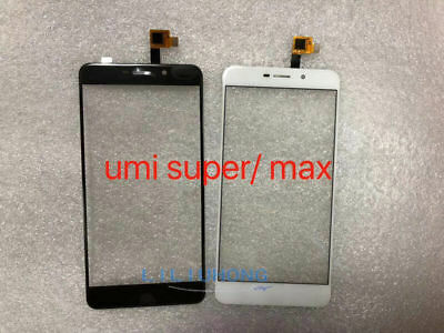 Touch Screen Diaplsy Panel Digitizer Replacement Parts For UMI Super Max