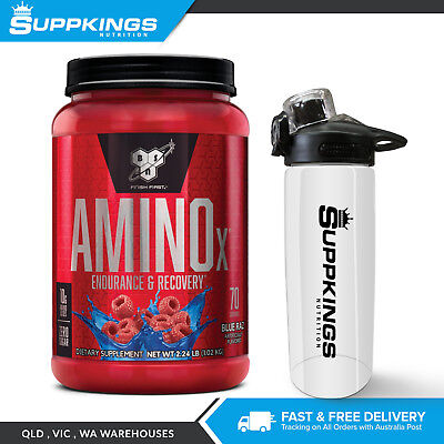 BSN AMINO X 1.01KG // 70 Serve Intraworkout Powder BCAA Powder Xtend