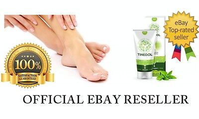 Tinedol cream for skin legs against nail fungus and smell New and OVP