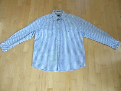 GANT WASHER Gingham, Regular Fit Herren Hemd Shirt, Gr. Xl, Blau ... 65543d10d7