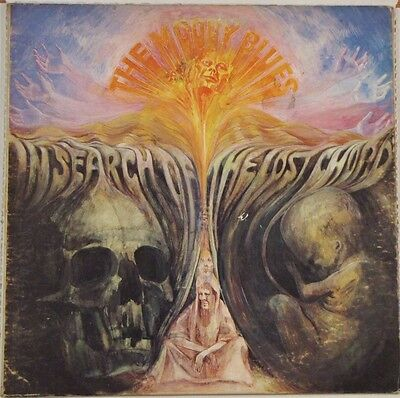 The Moody Blues – In Search Of The Lost Chord, Vinyl, LP