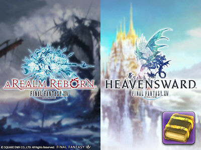 FINAL FANTASY XIV FFXIV Main Scenario Progression Tales of Adventure Heavensward