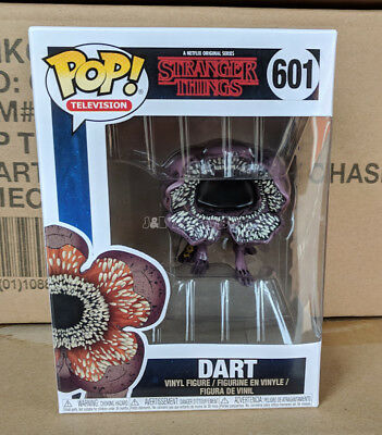 Funko Pop Stranger Things Dart Demodog Non Chase Vinyl Figure #601 - MIB