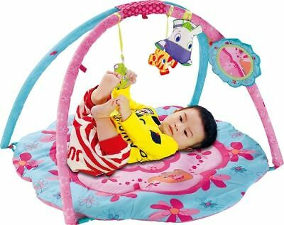 Baby Play Mat Gym Kids Toddler Soft Activity Toy Babies Walker Bed Rug Education