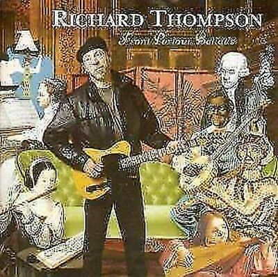 Richard Thompson - Front Parlour Ballads Nouveau CD