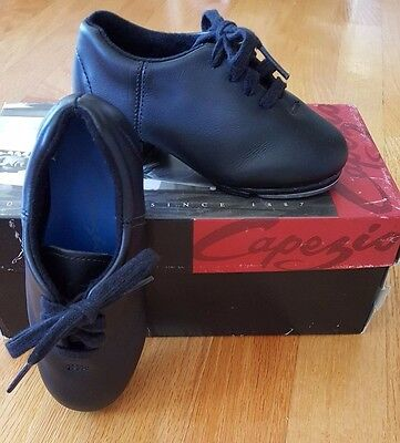 NEW Capezio CG16C Flex Master Tap Shoe Child Street Size 8-9 Regular $75