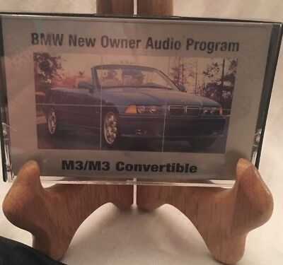 BMW New Owner Audio Program E36 M3/M3 Convertible Audio Cassette Tape
