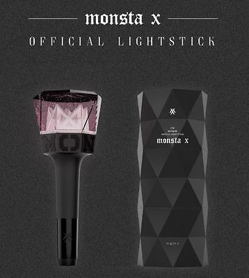 MONSTA X Official Light Stick Free shipping with tracking number