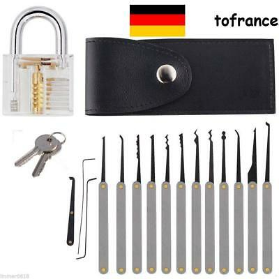 6 teilig profi dietrich lock pick gun lockpicking set. Black Bedroom Furniture Sets. Home Design Ideas