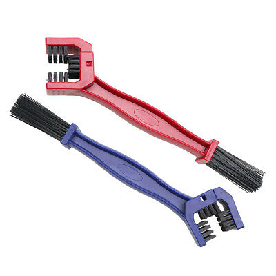Car Wheel Brush Motorcycle Bicycle Chain Gear Washing Brush Cleaning Tools QW8