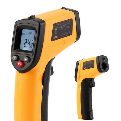 Digital Infrared Handheld Temperature Gun Thermometer Non-Contact IR