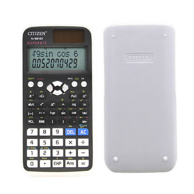 Useful FX-991EX Scientific Calculator FX991EX + FX 991 EX - New + 240 Function