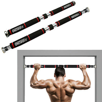 Heavy Duty Chin Pull Up Bar Exercise Fitness Gym Home HK664
