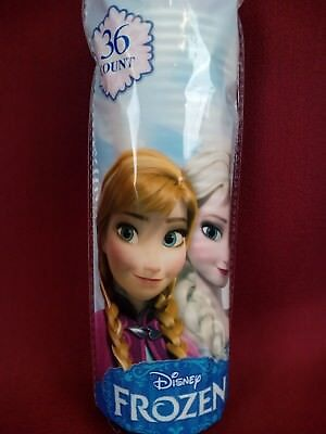 Disney Frozen Dixie Bath Cup 3 oz capacity 36 Cups Polylined Paper NEW