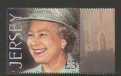Jersey 2001 Queen Elizabeth II 75th Birthday--Attractive Topical (988) MNH