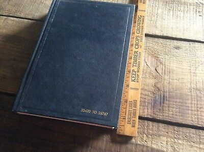 VTG The Arabian Stud Book, Hardcover, Volume XIV 1963, Progeny & Registration