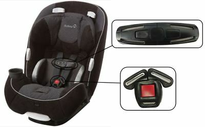 Safety 1st MultiFit 3 In 1 Convertible Child Car Seat Harness Chest ClipBuckle