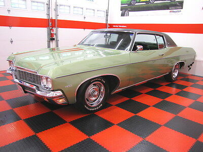 1970 Chevrolet Impala 2 DOOR COUPE STUNNING 1970 CHEVROLET IMPALA CUSTOM 2 DOOR COUPE SPECTACULAR COND READY TO CRUISE