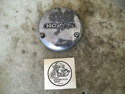 1970 - 1974 Honda Cb350 / Cl350 Alternator Cover