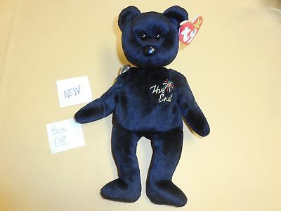 ty beanie babies  the end many errors