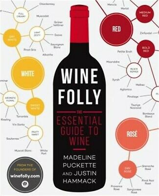 Wine Folly: The Essential Guide to Wine (Paperback or Softback)