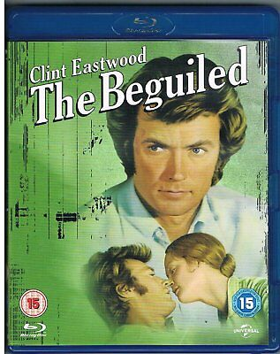 The Beguiled (1971) Clint Eastwood - Blu-Ray BRAND NEW Free Ship
