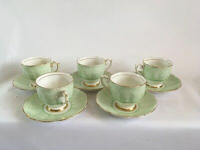 Vintage Bell fine bone China tea set from England