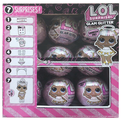 LOL SURPRISE Full Box Case of 24 Balls LIL SISTERS - SERIES 3 WAVE 2 - PRE-ORDER
