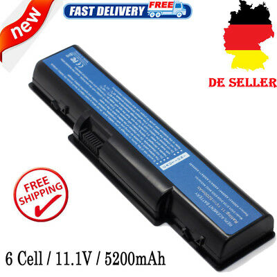 Akku Für Acer Aspire 5741G 5742G 5750G 5755 7551G 7552G 7741G AS10D31 DE Stock