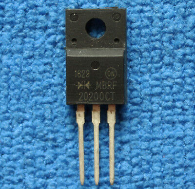F20SC6 SCHOTTKY RECTIFIER DIODE TO-220F 60V 20A /'/'UK COMPANY SINCE 1983 NIKKO/'/'