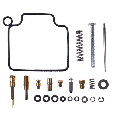 Carb Repair Rebuild Kit Fits Honda TRX450ES Foreman 1998-2004 Replacement