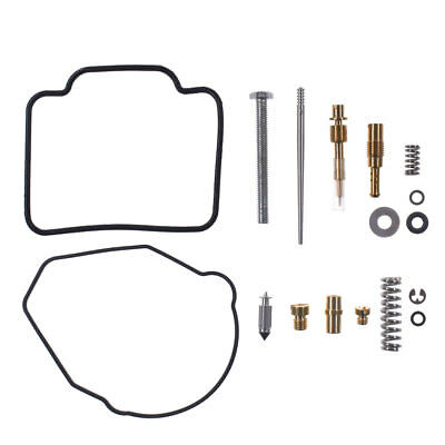 Carburetor Repair Rebuild Kit Fits Honda ATC250ES 250ES Big Red 1986-1987