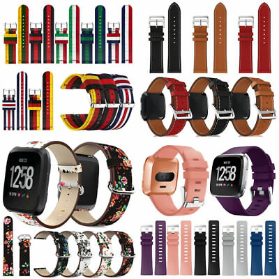Various Luxe Band Replacement Wristband Watch Strap Bracelet For Fitbit Versa